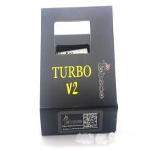 Turbo V2 RDA E-сигарета распылитель для курения пара (ES-AT-091)