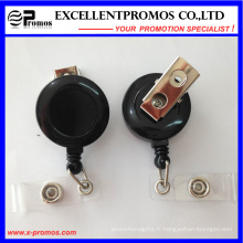 Porte-bobine rétractable plastique en plastique avec étui en plastique (EP-BH112-118)