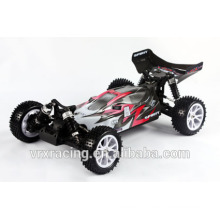 escala 1/10 4wd elétrico escovado buggy rtr, 01:10 bateria powered carro buggy, rc hobby