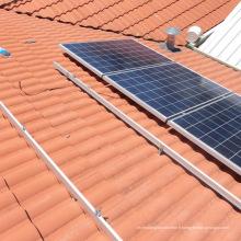Système de montage de panneau solaire de système d'alimentation solaire de haute qualité 2000w