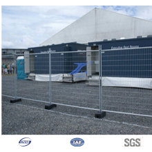 Australian Market High Quality Hot Dipped Galvanized Temporary Fence