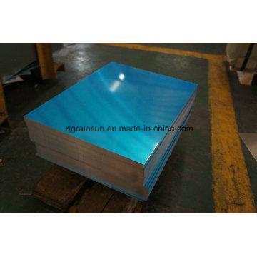 5052 H32 Aluminum Sheet with Blue PE Film