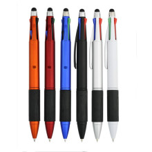 Promotional 4 Color Stylus Pen