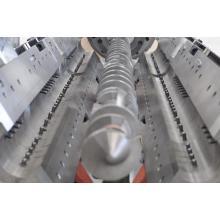 Semi conductive insulating high voltage making machine line
