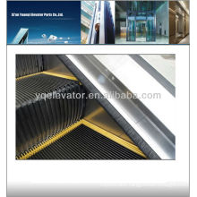 escalator safety skirt brush, Escalator brush