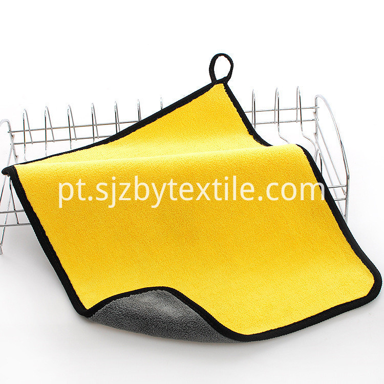 Promotional Microfiber Car Wash Towel