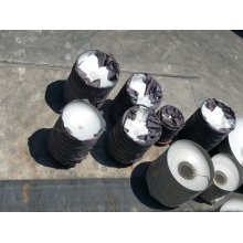 Round Steel End Cap Fitting