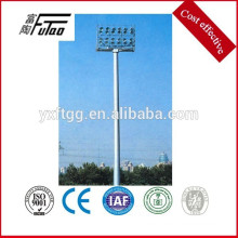 projection type high mast lighting flood light pole