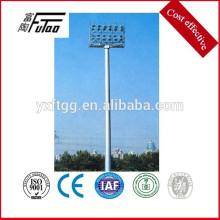 Tipo de projeção iluminação de mastro alto