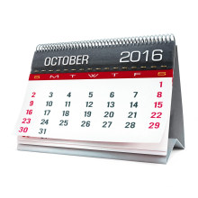 Hot Sale Stationery/Office Supply Desk Calendar Printing