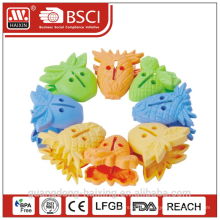 Fish shape plastic clothes clips(8pcs)