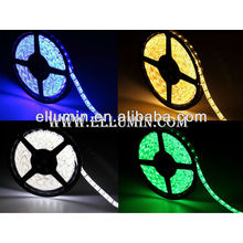 color cambiable dc12v flexible 5050 SMD led tira RGB luz