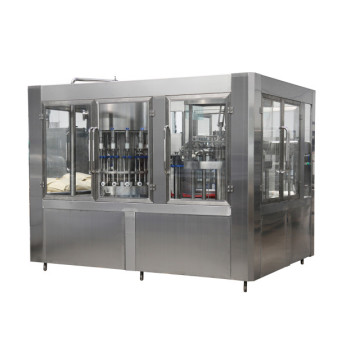 6000BPH Mineral Water Bottling Filling Machine