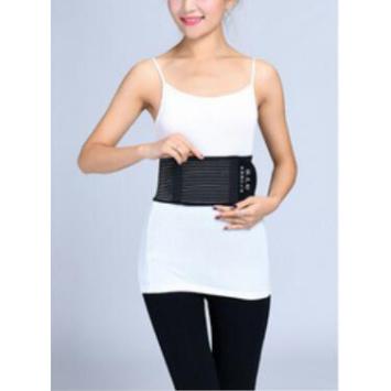 Back support brace medical elastic waist belt
