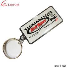Porte-clés Jeep impression Logo personnalisé pour cadeau Souvenir (LM1422)