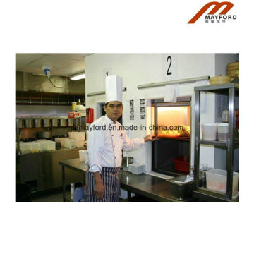 Stainless Steel Dumbwaiter Elevator with 250kg