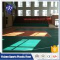 Esteira plástica do assoalho dos esportes internos do PVC do Badminton do fornecedor de China