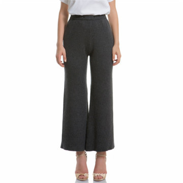 Women′s Cashmere Pants, Knitting Pants Trousers