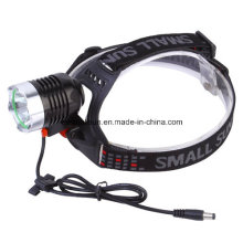 CREE Xml T6 ampoule LED 4X18650 tête de lumière