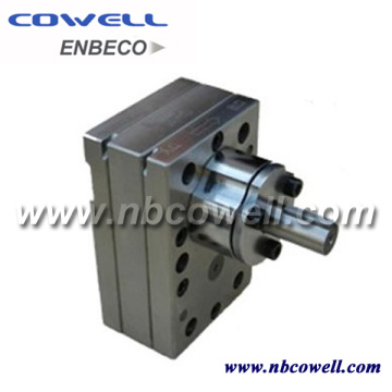High Temperatures and Pressure Extrusion Melt Pump