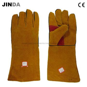 Рабочие перчатки для сварки рабочей силы (L009)