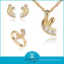 2015 vendas de lustro mais novo da jóia de prata de prata na linha (J-0055)