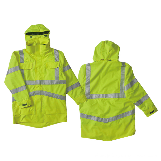 Anti-uv Safety Jacket