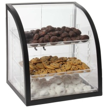 Hotsale Acrylic Food Display Case with Frame
