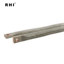 Barra de distribución de barra de bus de barras planas de aluminio