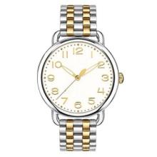 Reloj de pulsera para mujer Fine 316L Material Quality Reloj de pulsera Fashion 2tone Color