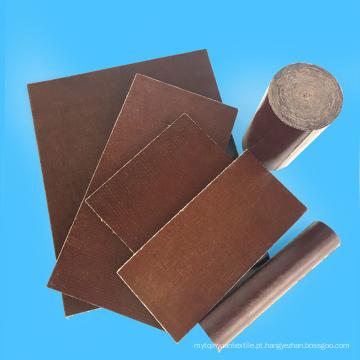 Melhor material de isolamento 3025 tecido de algodão fenólico