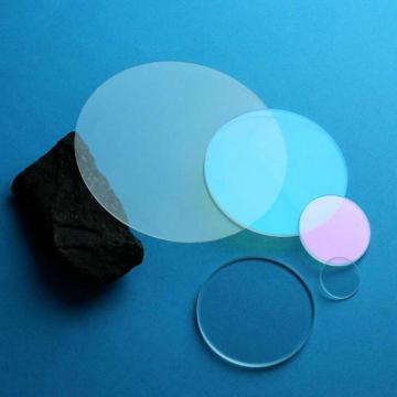 Fenêtre en verre de plaque de verre de verre saphir