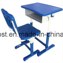 Möbel Plastik Student Schreibtisch mit offenen Front Metal Book Box