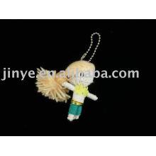 muñeca de vudú hecha a mano de moda kering