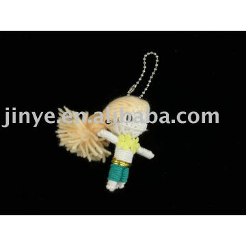 boneco de vodu artesanal de moda kering