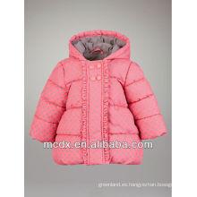 invierno de los niños al por mayor abajo chaquetas