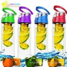 Fruit Infuser Water Bottle BPA Free Sports Fruit Infusion Water Bottle Leak Proof