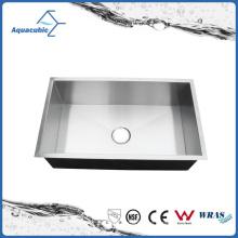 Caliente-Vendiendo el acero inoxidable hecho a mano hecho el fregadero (ACS3319S)