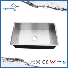 Hot-Selling Stainless Steel Luxury Hand Made Sink (ACS3319S)
