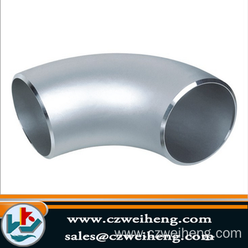 China for A234 WPB Elbow Butt-welding Carbon steel Elbow A234 WPB supply to Czech Republic Exporter