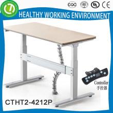2015 Neuestes Stand- und Platzierungstischsystem mit carble Organizer