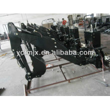 Mounted tractor LW series backhoe