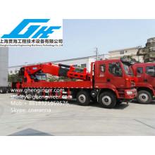 Compact size Telescopic boom Truck Mounted Crane