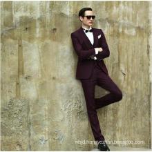 Fashionable last design business wedding men suit wholesale