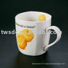 porcelain/ceramic decal customized mugs-029