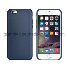 para iPhone6 Ultrafinos de couro PU capa protetora