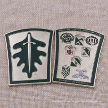 2015 kundenspezifische Metall Kupfer Souvenir Poker Münze