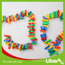 Pädagogische verbindet Blöcke Roboter Spielzeug für Kinder über 8 Jahre alt, Kunststoff Bausteine Spielzeug LE.PD.071