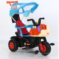 High Quality Plastic PP Cartoon Child Tricycle