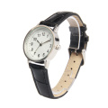 Высокого качества кожаный часы/Кварцевые часы/Затавренный OEM часы